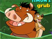 Тімон і Пумба бродилки