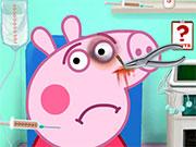 Лікувати свинку Пеппу