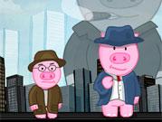 На двох свинка Пепа