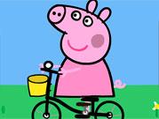 Розмальовки свинка Пепа