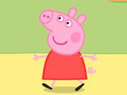 Свинка Пепа одягалки