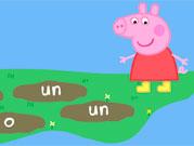 Свинка Пепа калюжі