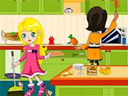 Винкс прибирання в домі