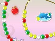 Дельфін і кульок зума