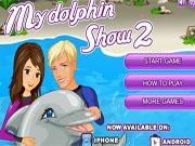 Виступає дельфін 2