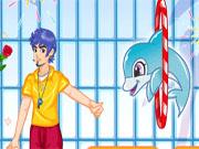 Виступає дельфін 5