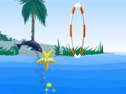 Виступає дельфін 1