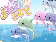 Догляд за дельфінами