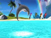 Дельфін акробат