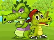Для хлопчиків і дівчаток крокодили