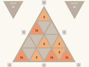 Трикутник 2048