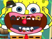 Спанч Боб у стоматолога