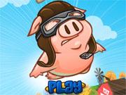 Літаюча свинка
