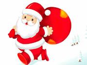 Пазл Санта Клаус