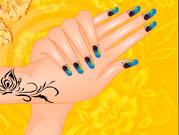Фарбувати нігті