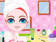 Манікюр і макіяж