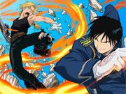 На двох аніме бійки