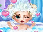 Цікаві для дівчаток купання