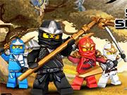 Лего ниндзяго бійки