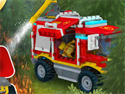 Лего сіті пожежа