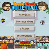 Волейбол на двох