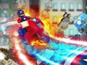 Лего капітан Америка