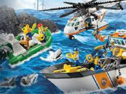 Лего рятувальники