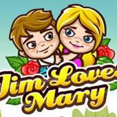 Джим любить Мері