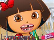 Даша лікує зуби