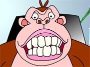 Мавпа лікувати зуби