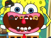 Спанч Боб лікує зуби