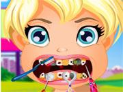 Поля у дантиста