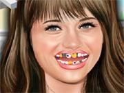 Зоя у стоматолога