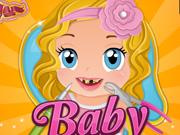 Немовля у зубного