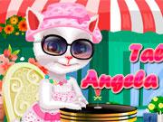 Міні кішка Анжела