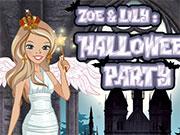 Зої і Лили на вечірці