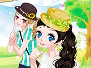Сонячні дівчата