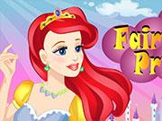Казкові волосся принцеси