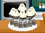 Капкейки для привидів