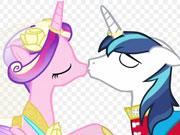 Поні поцілунки