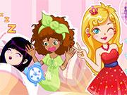 Дівчата йдуть на вечірку