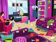 Прибирання в спальні