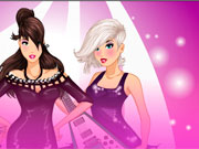 Одевалкі для 2 дівчаток