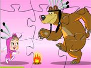 Маша і ведмідь розвиваючі