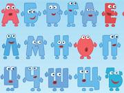 Розвиваючі для дітей алфавіт