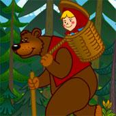 Маша і Ведмідь: пригоди на Двох