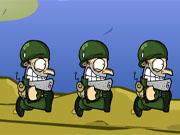 Бігалки солдати