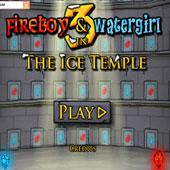Вогонь і вода в крижаному храмі
