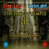 Вогонь і Вода в Лісовому храмі 2
