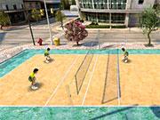 Волейбол 3д